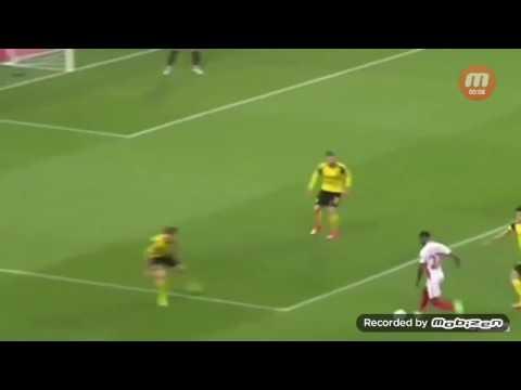 Monaco vs Borussia Dortmund 3-1 (19.4.2017) UCL