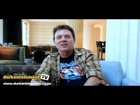 Brian Haner on Durbantainment TV Part 1