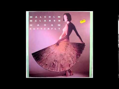 MALCOLM MCLAREN  Madam Butterfly 12 Mix 1984