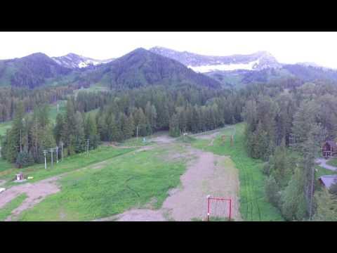 (Drone Footage) Fernie British Columbia