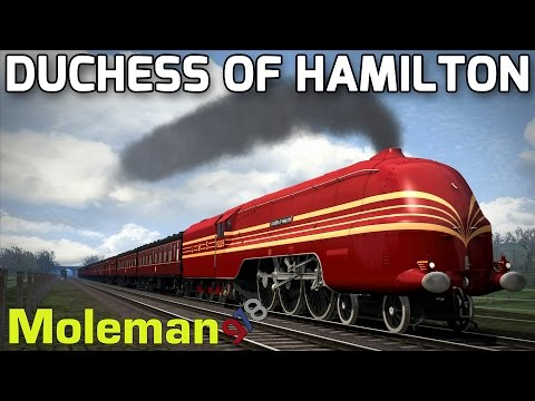 Train Simulator 2016 | LMS Coronation Duchess Of Hamiltion | Settle to Carlisle