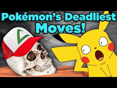 The Pokemon Move That Will END The World! | The SCIENCE... of Pokemon
