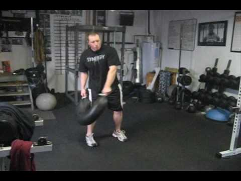 40 Bulgarian Training Bag Exercises - Part III