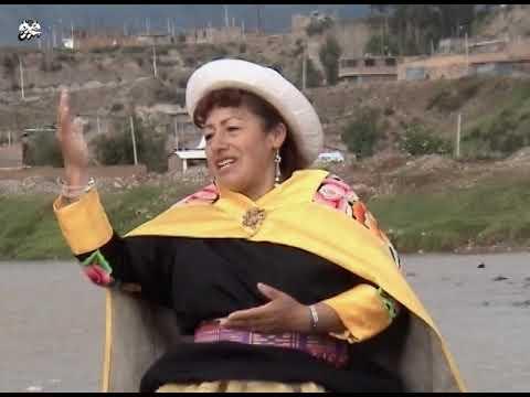 ELENA DEL CENTRO : Rio Mantaro (Huaylarsh)