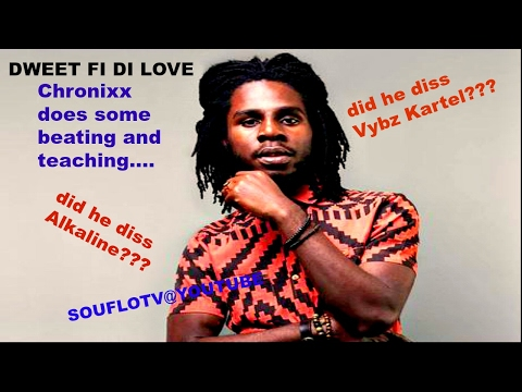 Chronixx new song throw shade at Vybz Kartel/Alkaline and speak truth