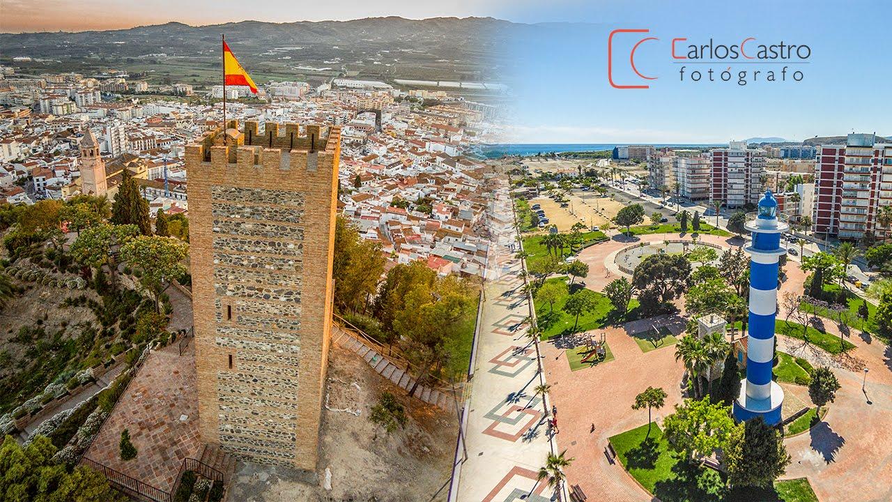 Fotograf as de v lez m laga torre del mar y caleta por carlos castro fot grafo youtube for Cerrajero torre del mar