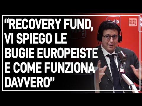 'L'UE ci darà quattro soldi per la sanità, poi ci chiederà riforme e tagli alla sanità' ► MALVEZZI