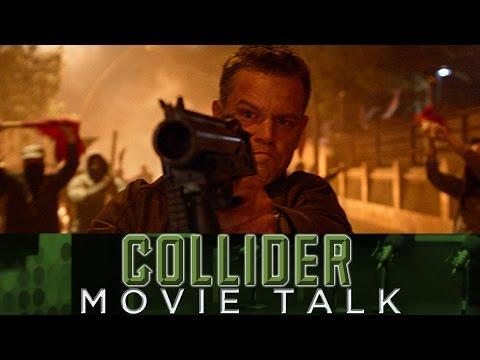 Collider Movie Talk - New Jason Bourne TV Spot, Avengers Composer Back, & Live Twitter Questions