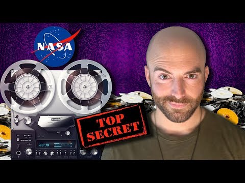 10 NASA Space Tapes They Dont Want You to See...