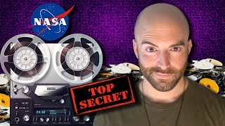 10 NASA Space Tapes They Don't Want You to See...