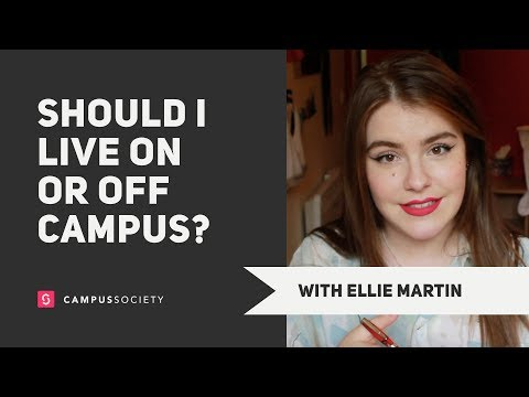 Campus or city accommodation? | Ellie