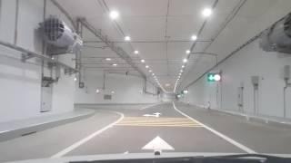 Saadiyat Tunnel - United Arab Emirates