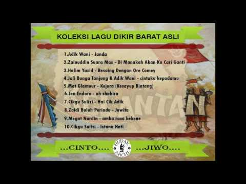 Koleksi Lagu Dikir Asli (Cinto & Jiwo)