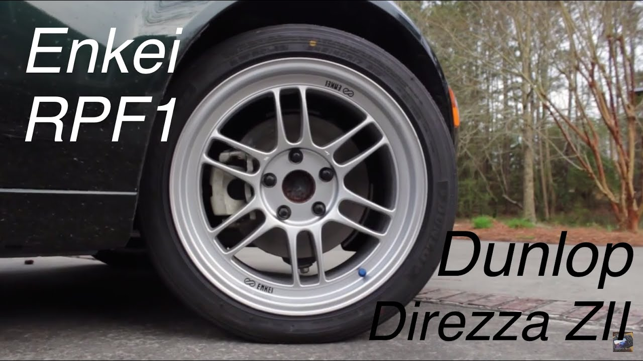 Big Grip: WIDE Wheels and Tires- Miata Update #3 - YouTube