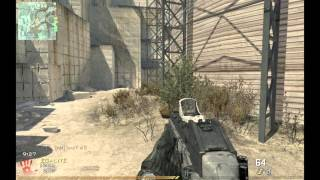 [FR] MW2 PC - MME Gameplay