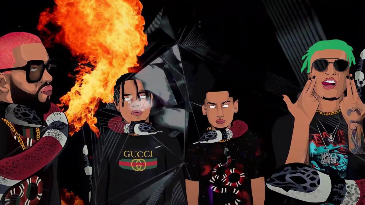 GUCCI TA TO - Ator Untela x Franco El Gorila x Lyan x Young Eiby x Rojas On The Beat