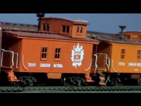 Part 1: Ops Night - Miramichi Area Model Railroad Society