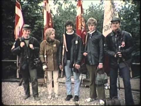Skytter - Landsstævne 1971 i Holstebro