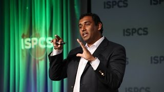 ISPCS 2016 Sunil Nagaraj: Why Tech VCs are Flocking to Space