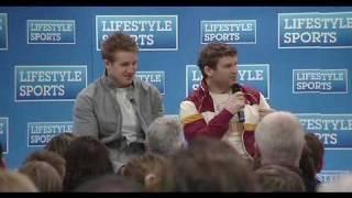 "Lifestyle Sports Puma ""Meet the Players"" Event - Gordon D'Arcy, Luke Fitzgerald and Rhys Ruddock!"