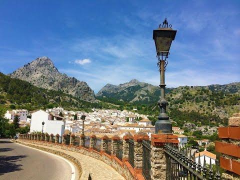 Pueblo Blanco (White Village) of Grazalema, Spain