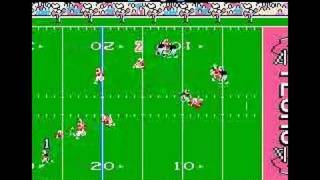 Bo Knows - crazy Tecmo Super Bowl run