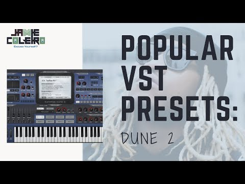 Dune Preset: Future x Mike WiLL Made It - Itchin [I Found those VST Presets #10]