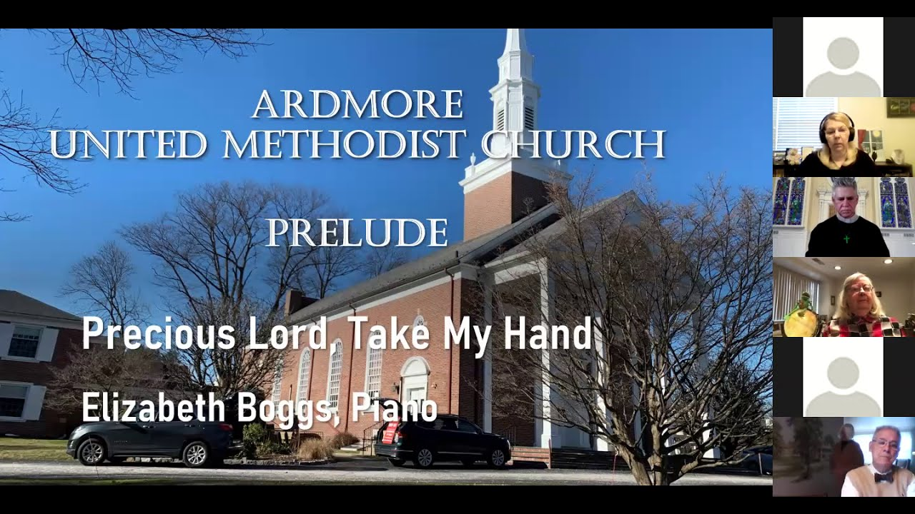 January 17th Online Service Ardmore UMC PA