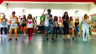 Kevinho e Simone & Simaria - Ta Tum Tum - Zumba Fitness - Fernando Cuenca Coreografía.