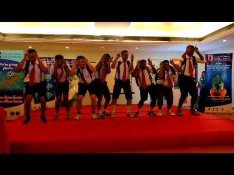 DBFS 15 Kindergarten Dance