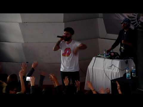 Şehinşah & DJ Artz - Senden Adam Olmaz (Canlı Performans)