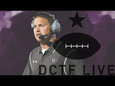 DCTF Live Interview: R.R. Cedar Ridge head Coach Shawn Bell