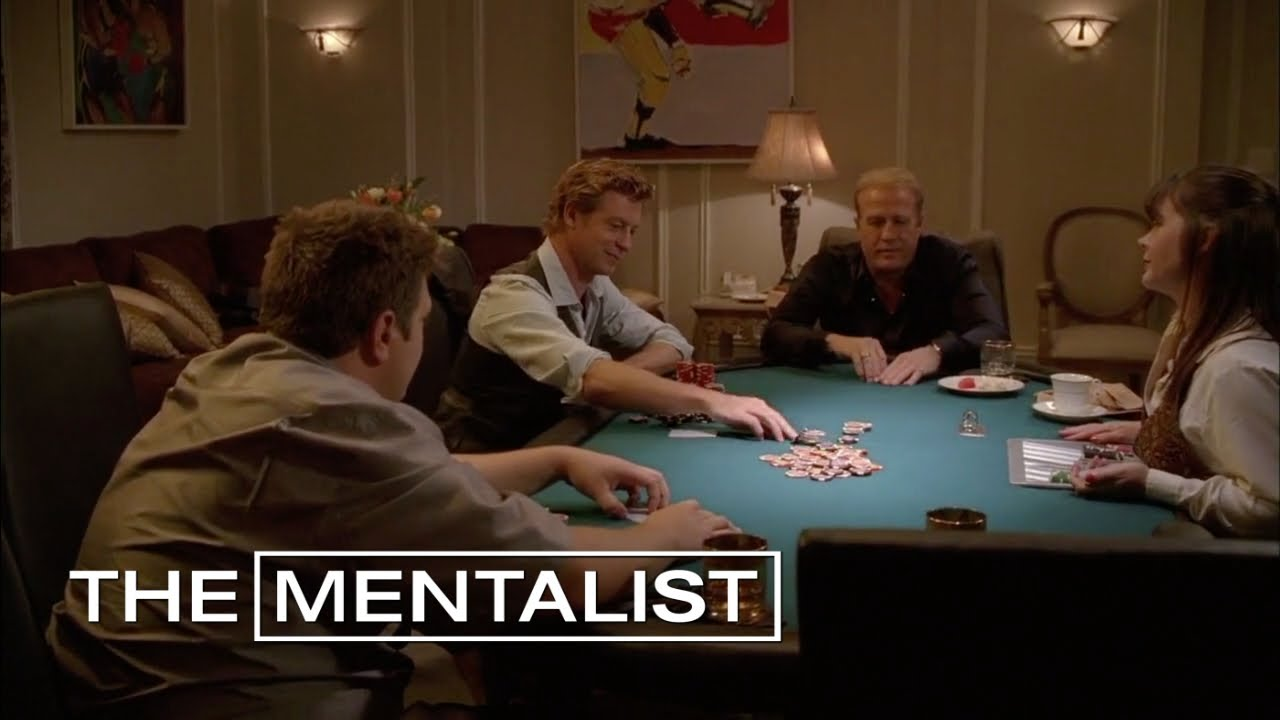 Download High Stakes Poker, Part 1 | The Mentalist Clips - S1E06
