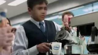Mayur Shah in Intel Advertisement