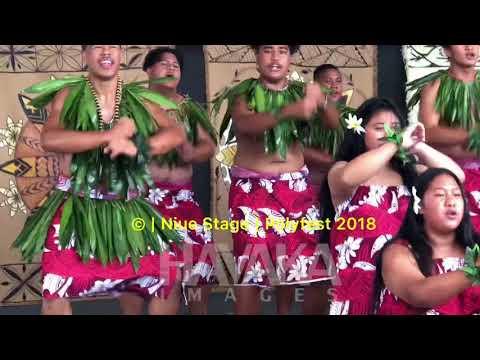 Manurewa High Niue Group 2018
