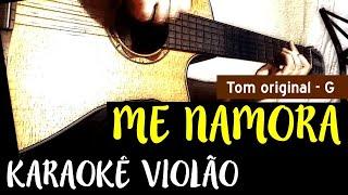 Baixar Me namora - Karaokê Violão