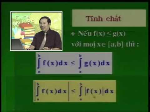 OTDH 2009 Toan hoc Bai 11+12 Tich phan va phep doi bien so 1.wmv