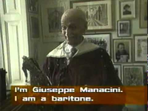 Who Lives in Giuseppe Verdi´s House? - Europe Express - 5 Julio 1991