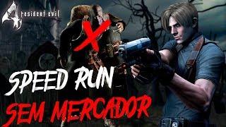 RESIDENT EVIL 4 - SPEEDRUN SEM MERCADOR - PRO  (PC)