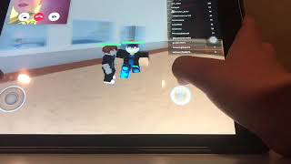 Braden and Ean play ROBLOX The elevator Brrle arena admin place