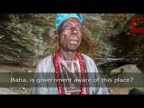 hidden and mysterious caves in Ekiti State Nigeria