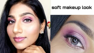 Huda Beauty Dupes | Beauty Glazed |Jupiter Palette| Soft Pink Makeup Tutorial 2020