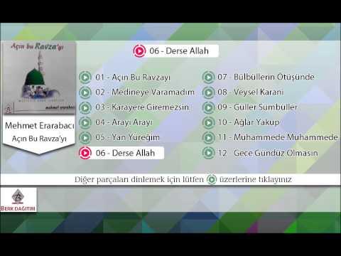 Mehmet Erarabacı - Derse Allah Ben Ne Cevap Vereceğim