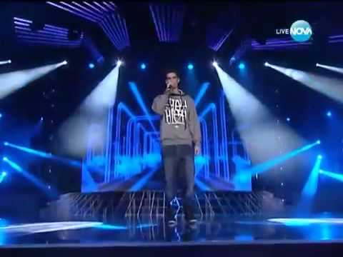 Atanas Kolev - Lose yourself - X factor F-I-N-A-L