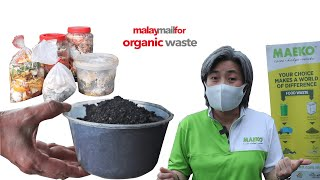 Malay Mail For : Organic Waste