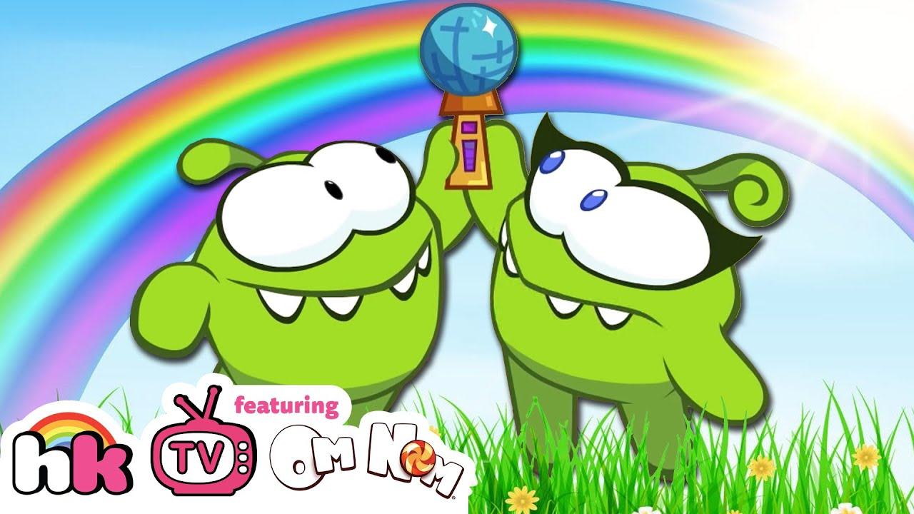 Best of Om Nom Stories - Sweet Memories | Celebrating 10 years | Funny cartoons by HooplaKidz Tv