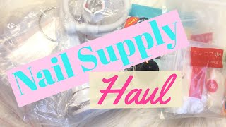 Nail Supply Haul: ALIEXPRESS