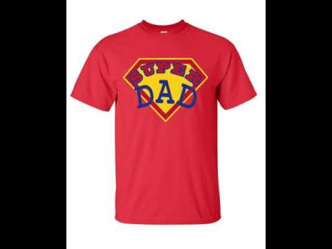 Awesome Father's Day Gift Ideas!  Cool T-Shirts @ OHMYGOSH-TEES.CA