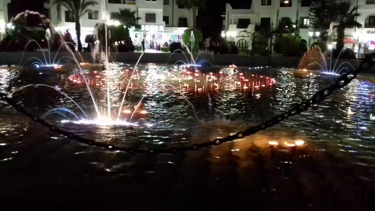 фото фонтан в порту тунис сусс будут
