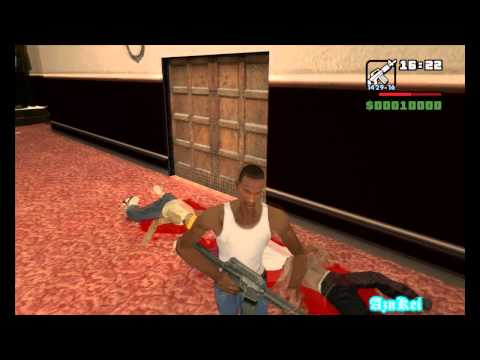 "GTA San Andreas DYOM: [Thespicy847] - End Of The Line ""Alternative"" (720p HD)"